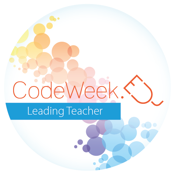 EU Code week leading teacher